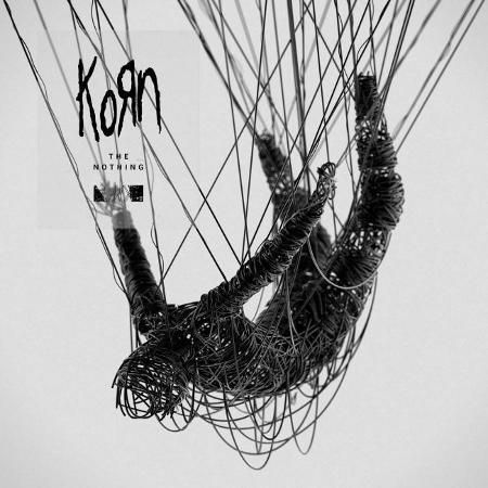 Capa do novo disco do Korn - Divulgação