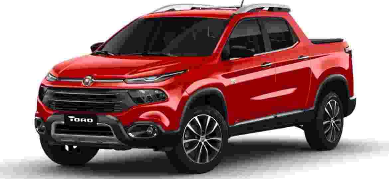 """Fiat Toro Volcano Diesel é opção mais """"escalonável"""" da linha 2020. Mas vale a pena? - Divulgação"""