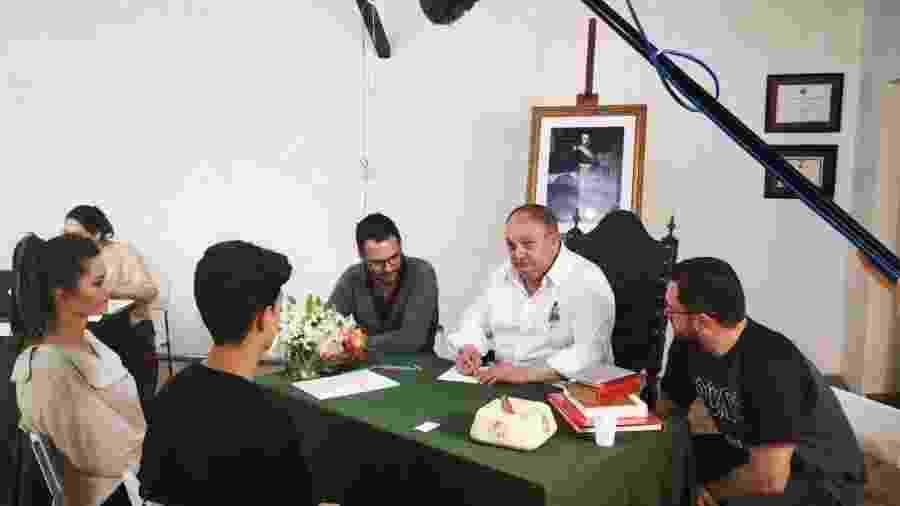 Erick Jacquin realiza entrevistas de emprego para seu novo restaurante em São Paulo - Divulgação