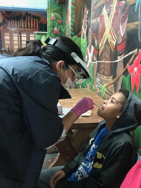 Turma do Bem fará triagem para tratamento odontológico de crianças  - Divulgação/Turma do Bem