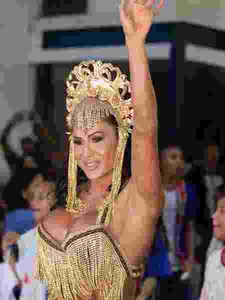 """""""No Carnaval, é preciso uma atenção especial para encarar a Sapucaí"""", diz Gracy - Maurício Pingo/AgNews"""