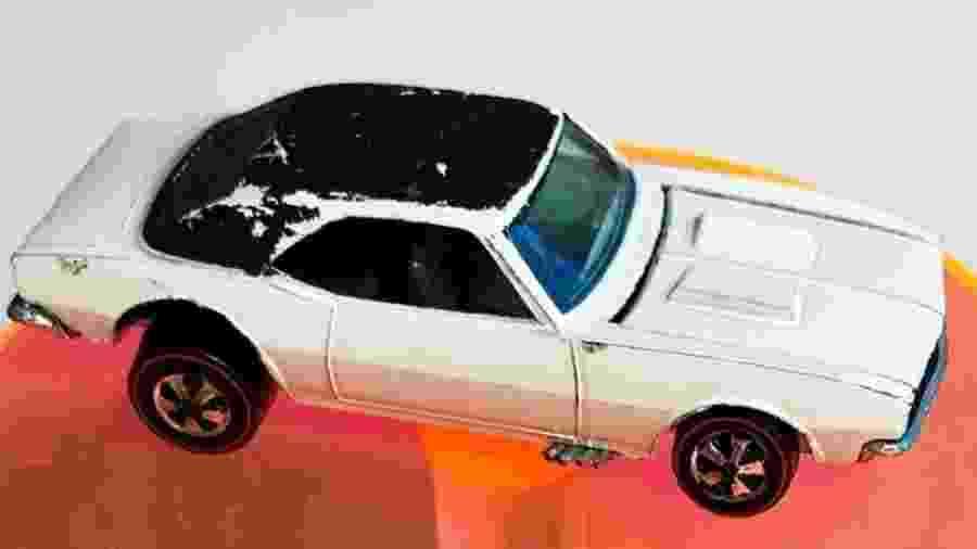 Camaro da Hot Wheels - Reprodução / Motor1