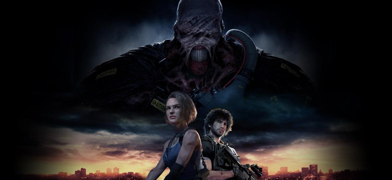 O remake de Resident Evil 3 está próximo, com uma demo chegando já nesta quinta (19) - Divulgação