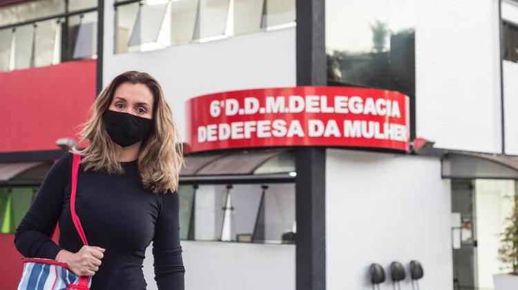 Renata Banhara - Gabi Di Bella/UOL - Gabi Di Bella/UOL