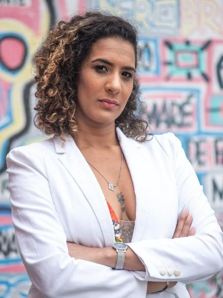 A jornalista Anielle Franco, uma das convidadas da 4a Semana da Equidade Racial - Divulgação