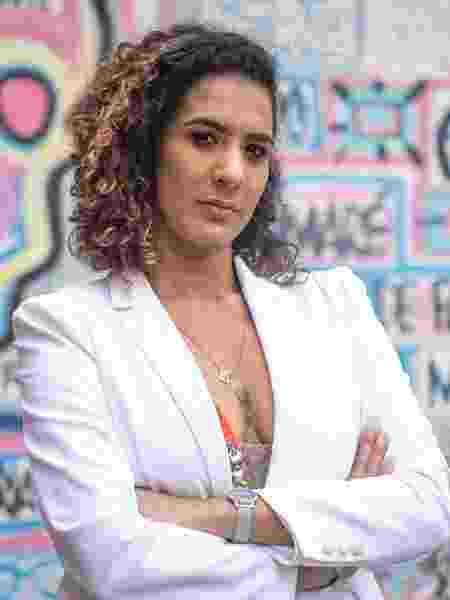 A jornalista Anielle Franco - Divulgação