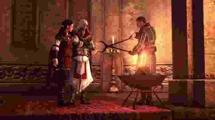 Assassin's Creed Claudia - Reprodução - Reprodução