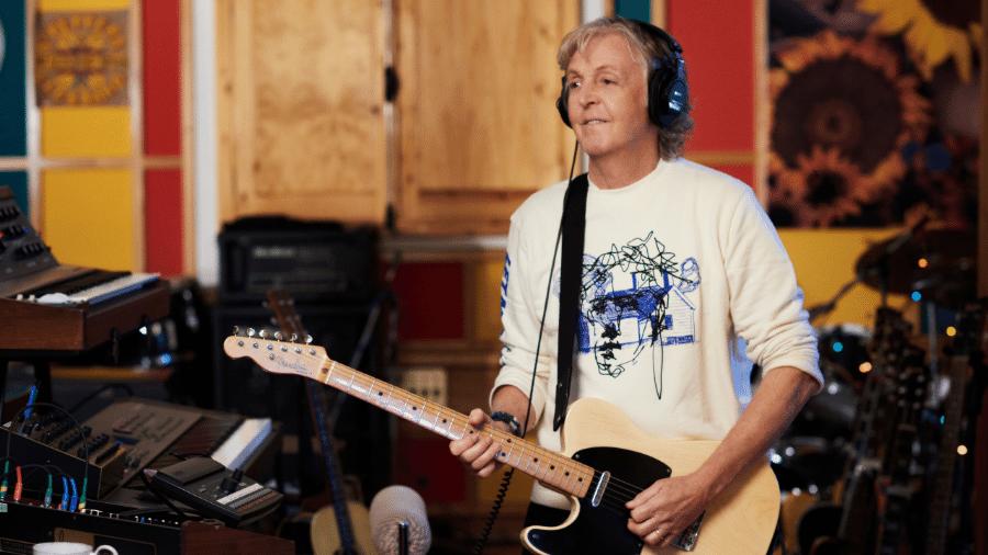 "Paul McCartney lança ""McCartney III Imagined"" - Mary McCartney / Divulgação"