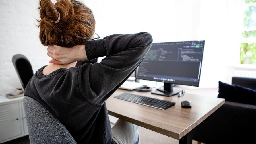 O seu home office deve ser sinônimo de conforto e produtividade - Getty Images