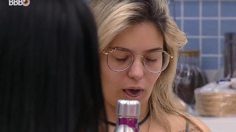 BBB 21: Viih Tube diz que Thaís e Fiuk juntos é uma chatice - Reprodução/Globoplay