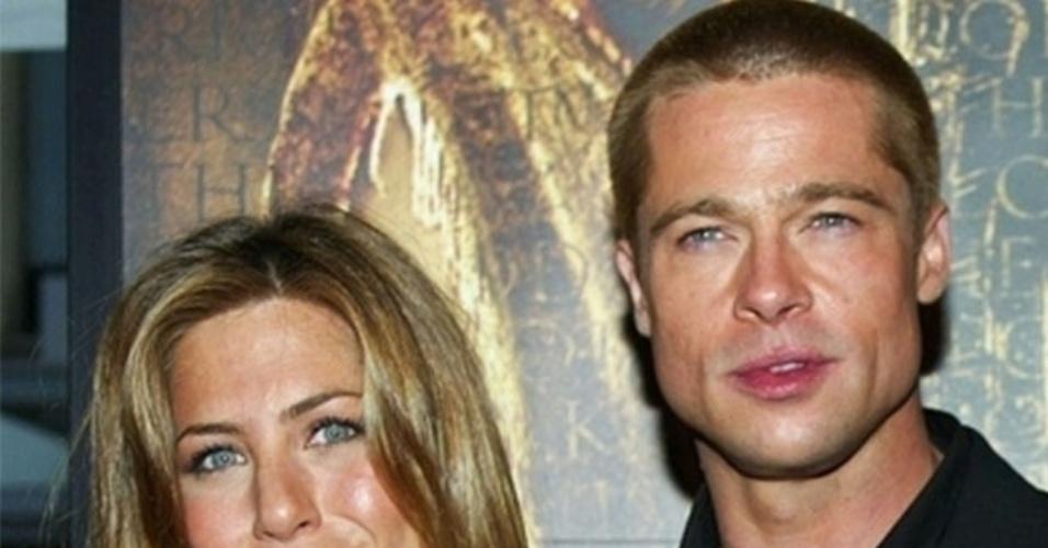 Até hoje fãs lamentam a separação de Jennifer Aniston e Brad Pitt, em 2005