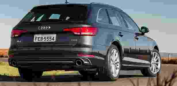 Audi A4 Avant 2017 - Divulgação/Audi - Divulgação/Audi
