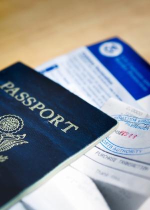 Com o documento certo, dá para entrar em muitos países - Getty Images