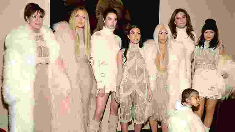 Família Kardashian - Getty Images - Getty Images