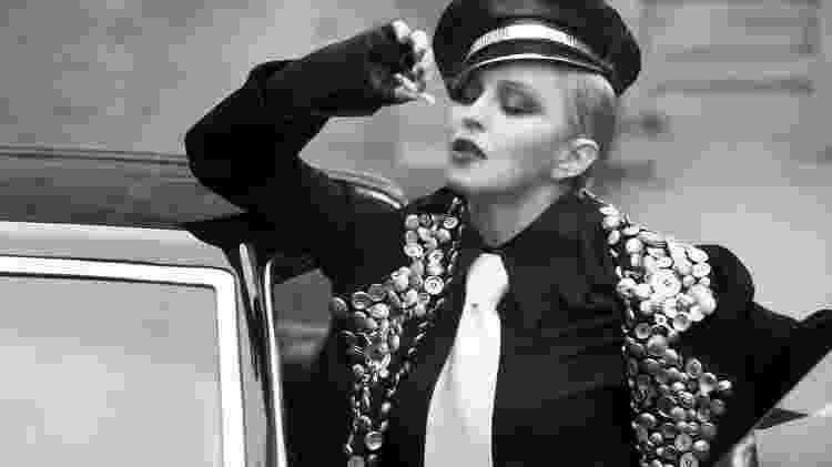 """Madonna em cena do curta """"Her-Story"""" - Reprodução - Reprodução"""