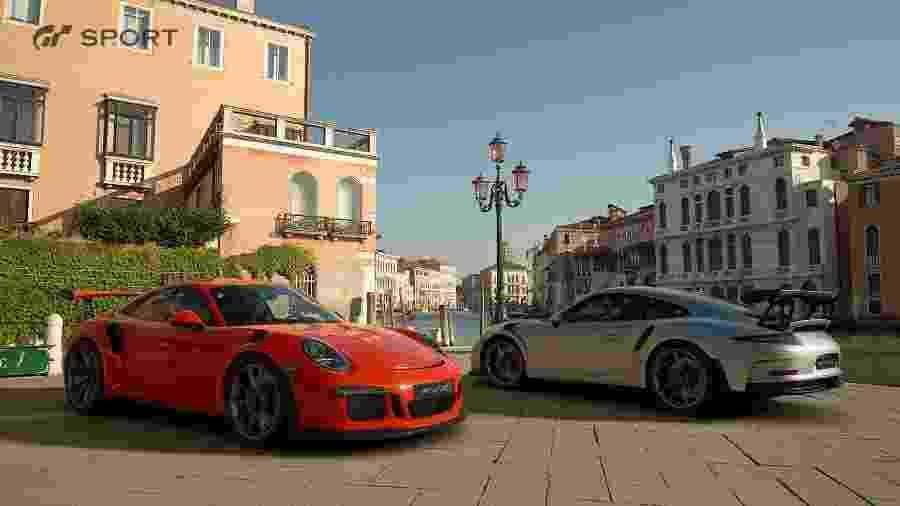 """A marca icônica de carros está confirmada no novo """"Gran Turismo Sport"""" e as fotos vão te surpreender - Reprodução"""