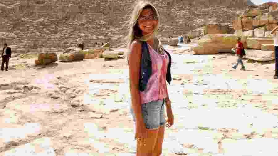 Lala Rebelo conta que teve problemas por causa da roupa quando visitou o Egito - Divulgação