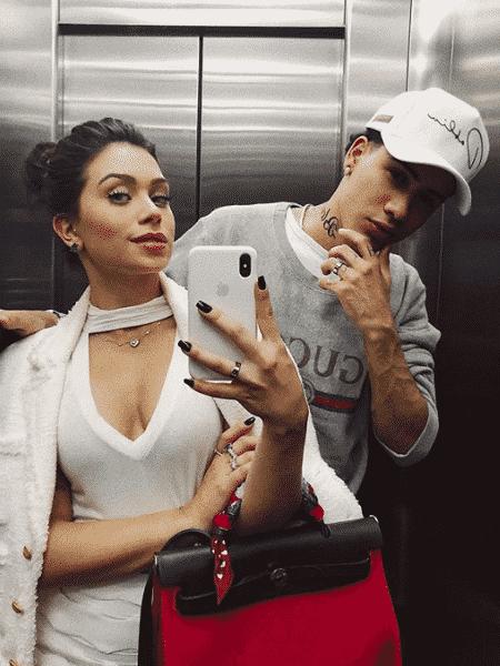 Flavia Pavanelli e Kevinho - Reprodução/Instagram/kevinho