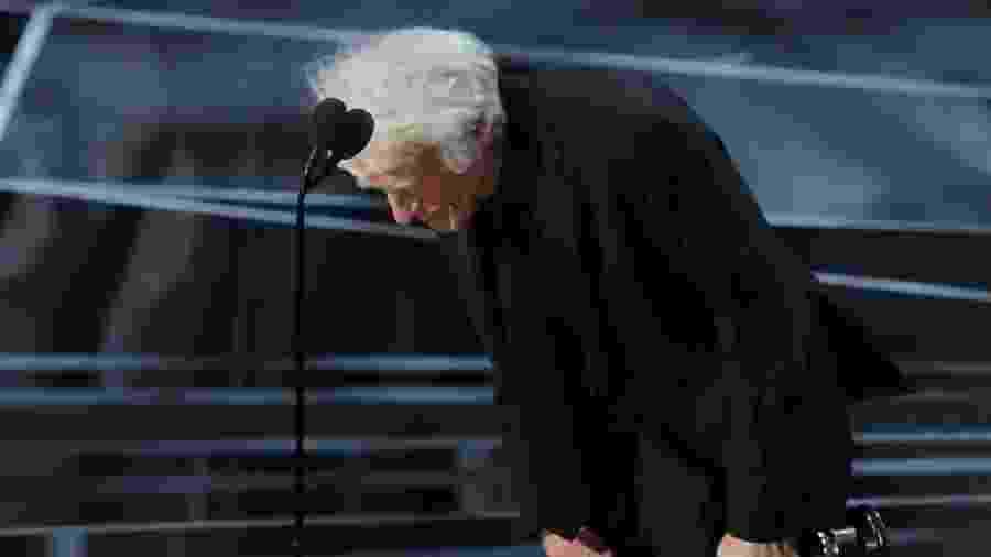 """O diretor de fotografia Roger Deakins vence o Oscar pelo filme """"Blade Runner 2049"""" - REUTERS/Lucas Jackson"""