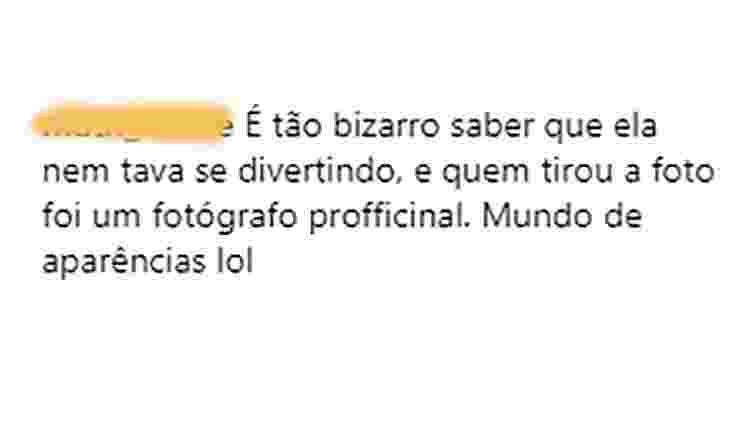 Seguidor de Marina Ruy Barbosa - Reprodução/Instagram - Reprodução/Instagram
