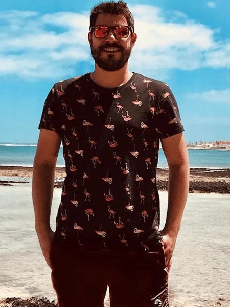 """O jornalista Evaristo Costa, que se apresenta em propagandas como """"digital influencer""""  - Reprodução/Instagram"""