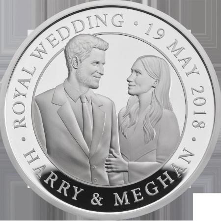 Divulgação/The Royal Mint