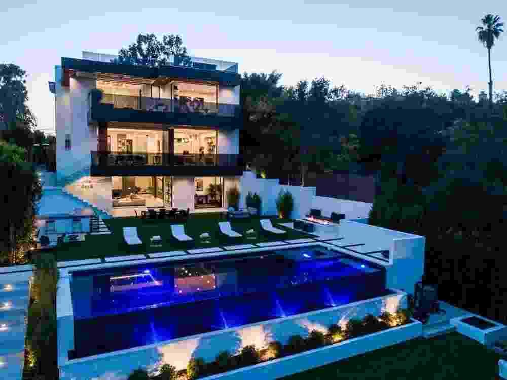 Mansão de Brentwood - Huntington Estate Properties/Divulgação