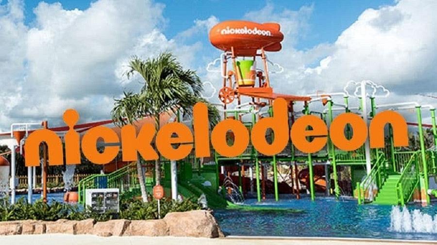 Imagem do resort patrocinado pela Nickelodeon na República Dominacana - Divulgação