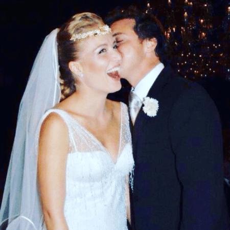 Luciano Huck relembra dia de seu casamento com Angélica - Reprodução/Instagram