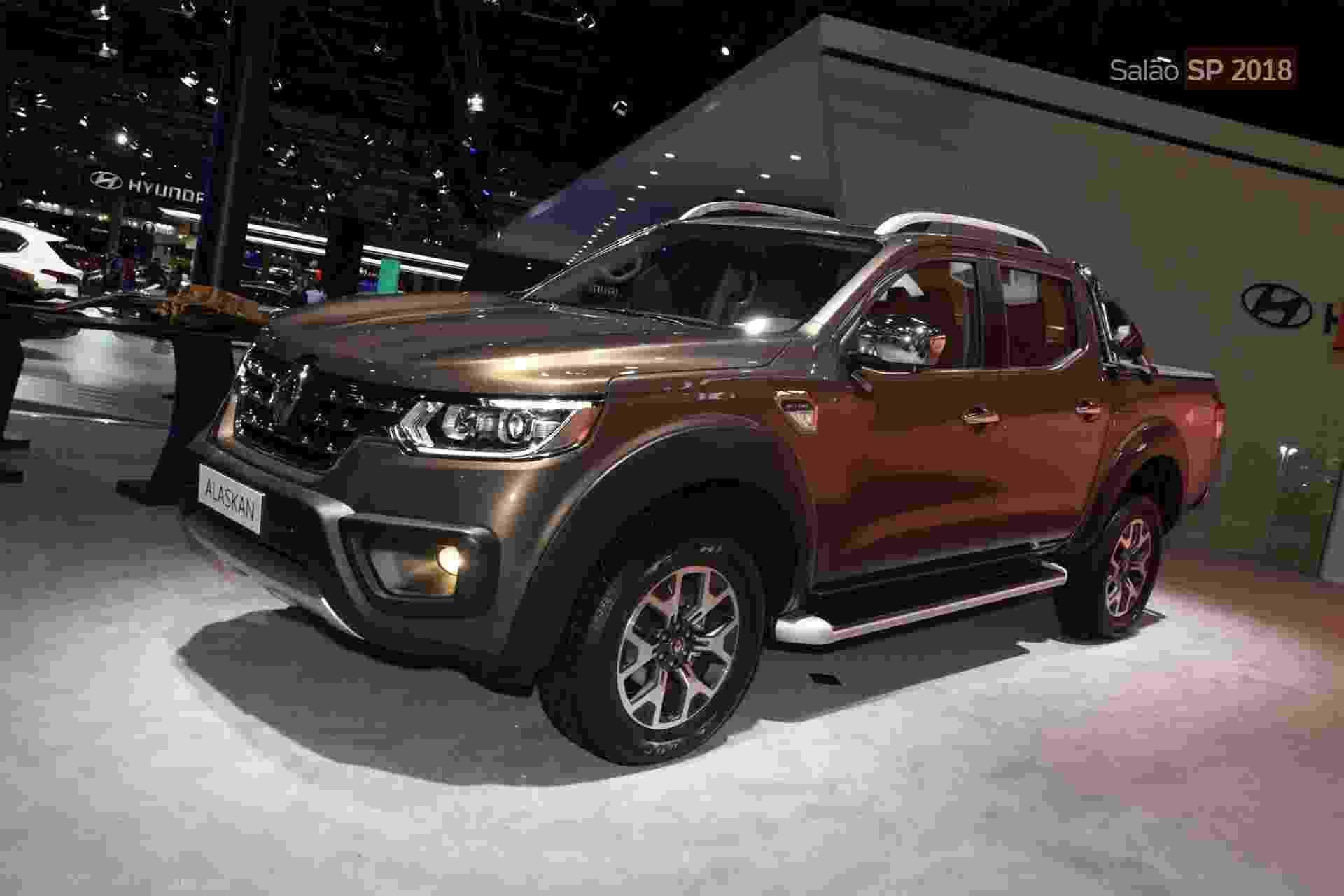 Renault Alaskan - Murilo Góes/UOL