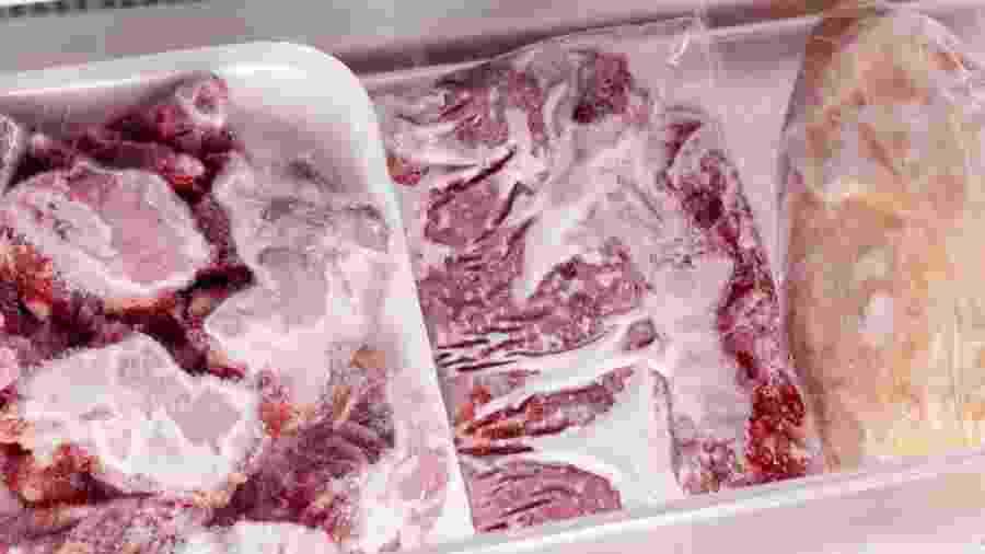 Carnes congeladas - iStock
