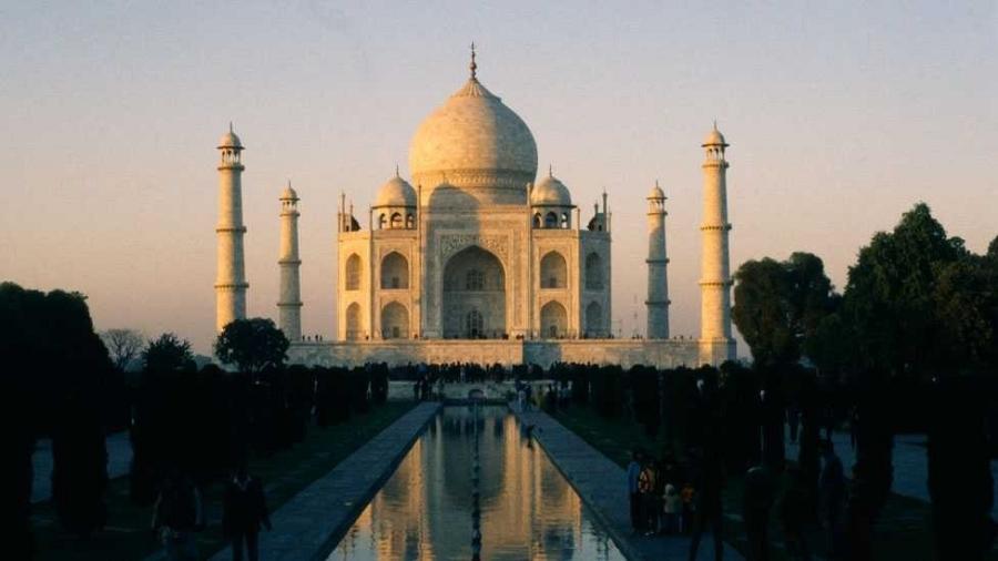 Taj Mahal, a construção mais famosa da Índia, pode desaparecer - Getty Images