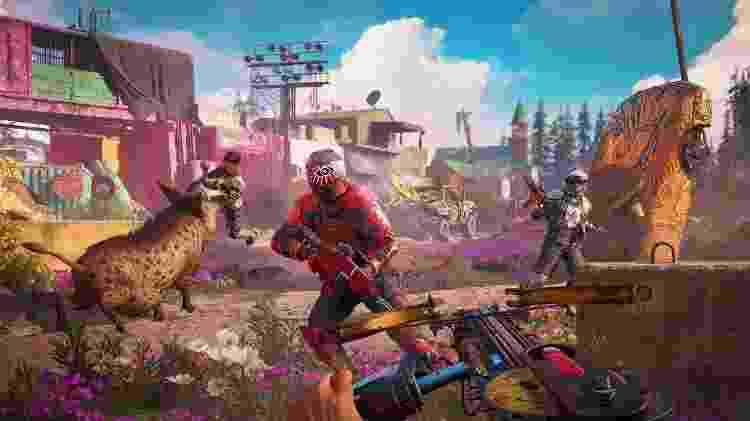Far Cry: New Dawn - 002 - Divulgação - Divulgação
