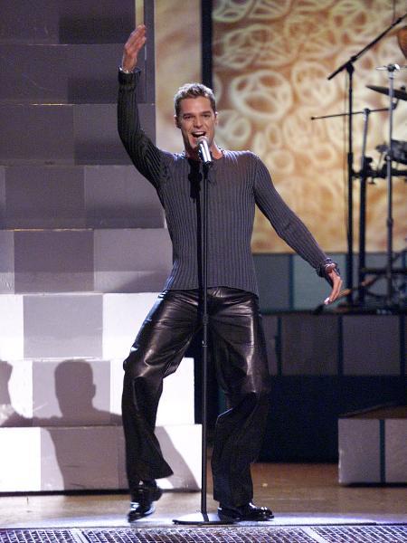 Ricky Martin em apresentação épica no Grammy de 1999 - Frank Micelotta/ImageDirect.