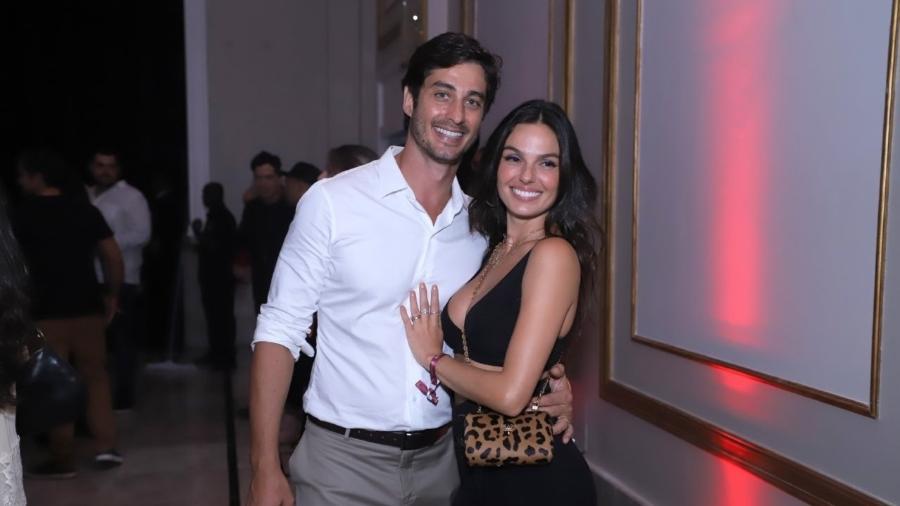 Isis Valverde e o marido, André Resende - Daniel Pinheiro/AgNews