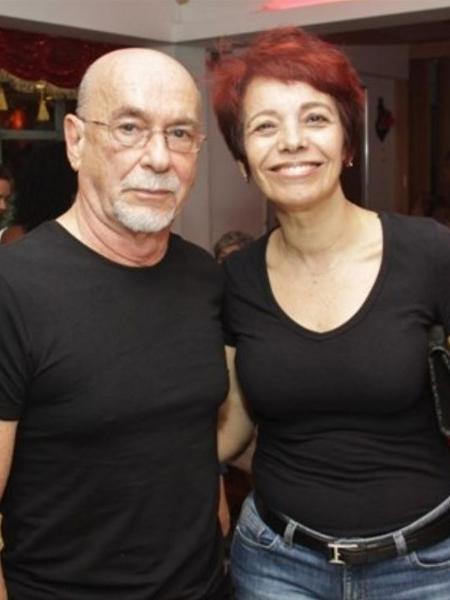 Os carnavalescos Renato Lage e Márcia Lage - Divulgação
