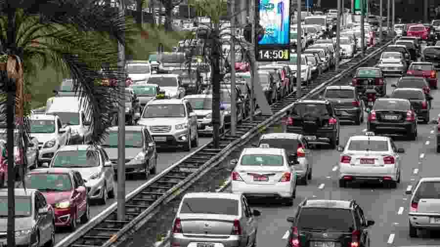 Trânsito de São Paulo - iStock