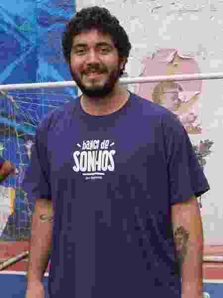 Vinicius Lima é cofundador do SP Invisível - Arquivo pessoal