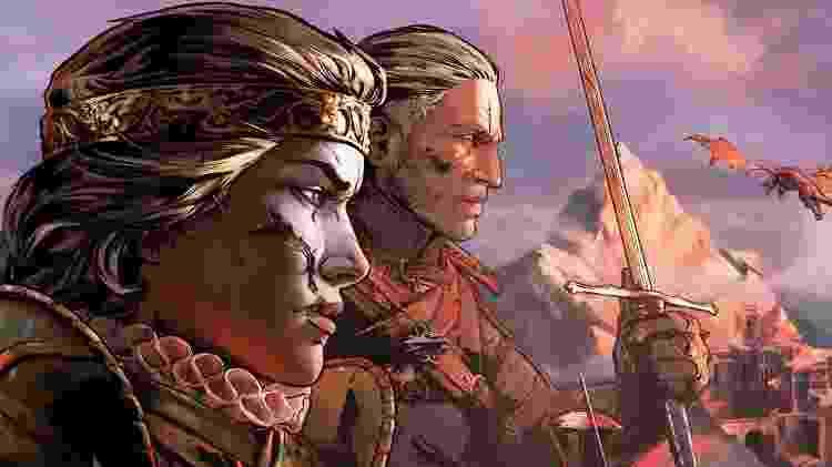 The Witcher Thronebreaker - Reprodução - Reprodução