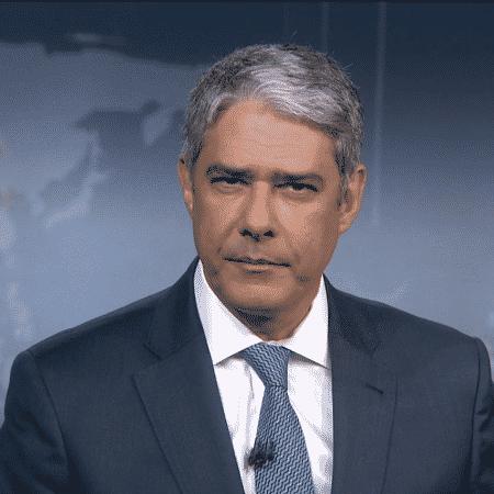 Bonner tem mostrado um lado diferente na pandemia - Reprodução/TV Globo