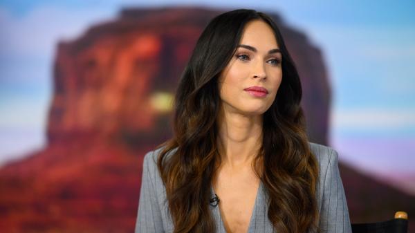 Megan Fox em novembro de 2018