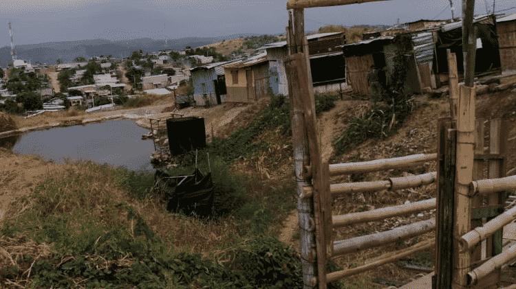 Monte Sinai, em Guayaquil, Equador, durante pandemia - Dya Ecuador - Dya Ecuador