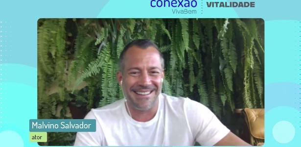 """Malvino Salvador: """"Praticar esportes melhorou minha asma e pressão alta"""" – UOL"""
