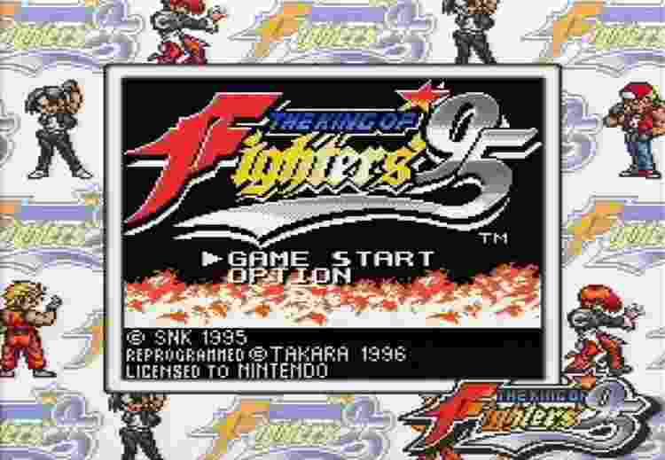Super Game Boy em ação - Reprodução - Reprodução