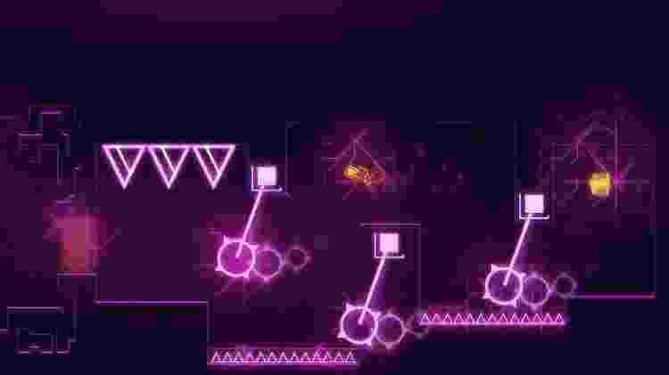 Game plataforma Flatland Vol. 2 - Divulgação/Minimol Games - Divulgação/Minimol Games