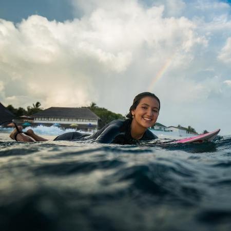 Sophia Medina (foto) participa de campanha para salvar 30% dos oceanos em dez anos - Divulgação