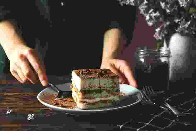 Sobremesa italiana é cheia de texturas - Getty Images/iStockphoto - Getty Images/iStockphoto