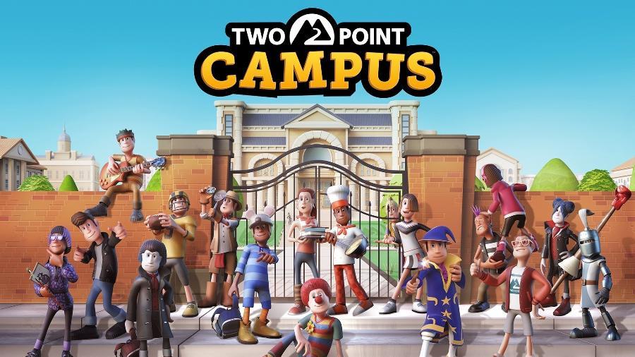 Two Point Campus - Divulgação/Sega