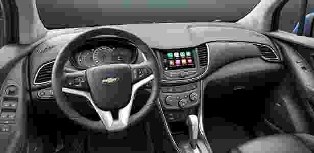 Chevrolet Tracker 2017 - Divulgação - Divulgação