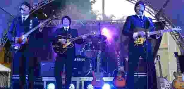 Banda cover Beatles 4ever - Divulgação - Divulgação